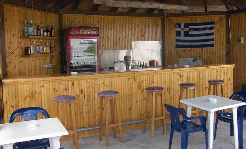 Hotel ACHILLION smestaj na tasosu grcka hoteli letovanje pool bar
