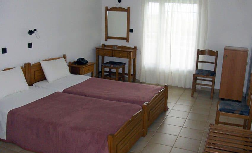 Hotel ACHILLION smestaj na tasosu grcka hoteli letovanje soba