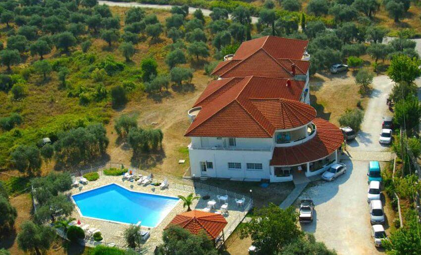 Hotel ACHILLION tasos smestaj na tasosu grcka hoteli