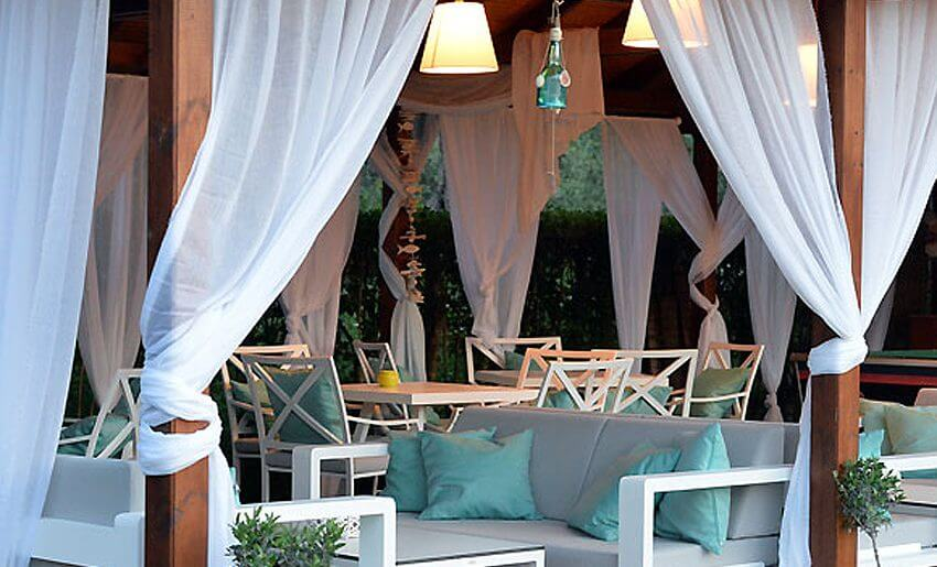 Hotel Korina tasos grcka apartmani bar