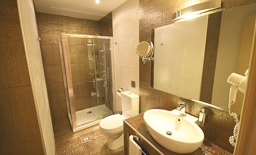 Hotel Korina tasos grcka apartmani kupatilo
