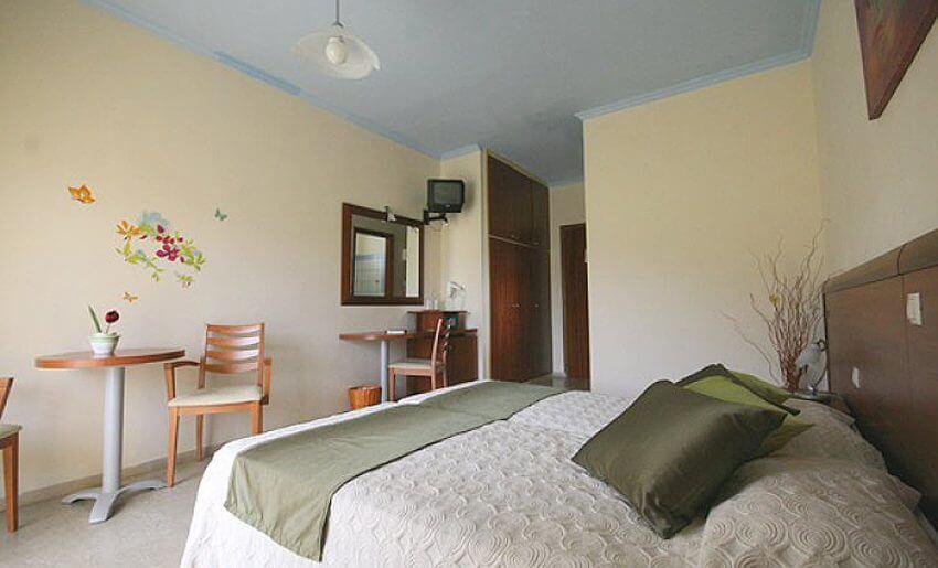 Hotel Korina tasos grcka hoteli soba