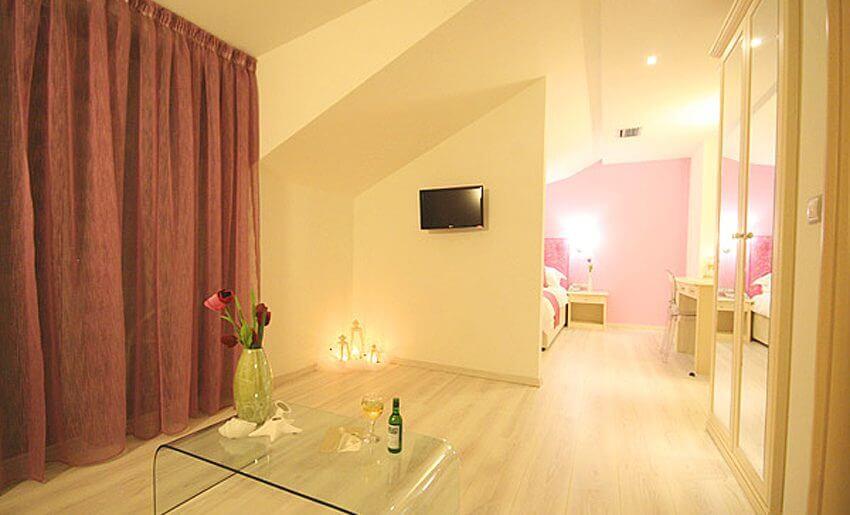 Hotel Korina tasos grcka letovanje soba