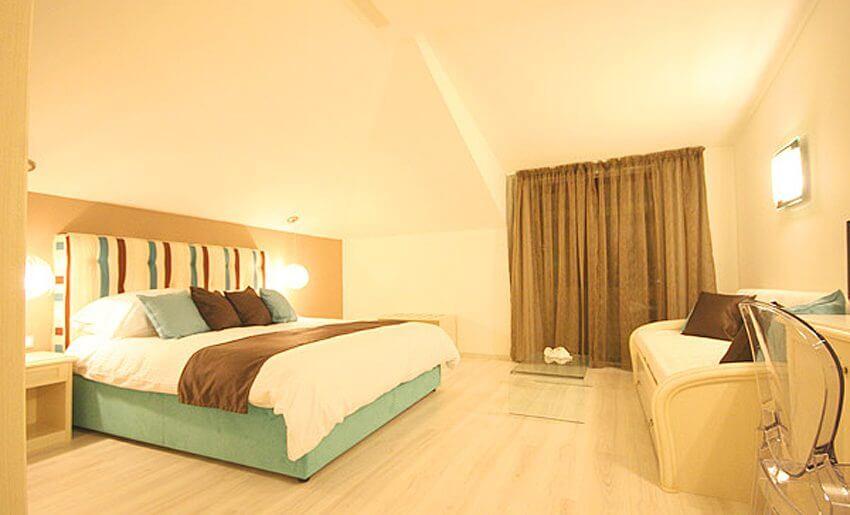 Hotel Korina tasos grcka soba