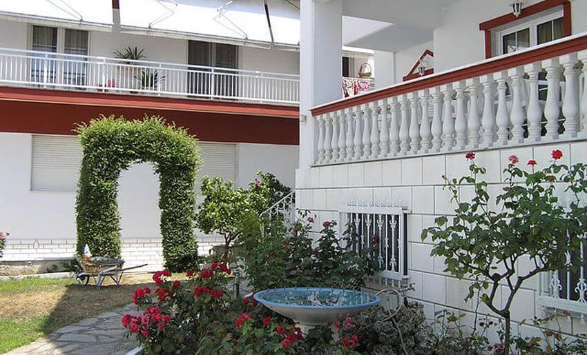 Hotel Philoxenia Inn smestaj na tasosu grcka hoteli basta