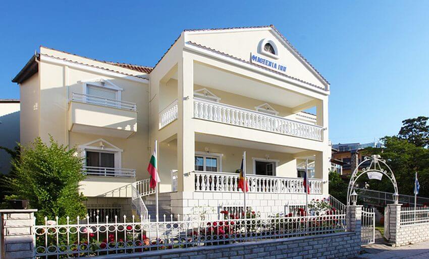 Hotel Philoxenia Inn smestaj na tasosu grcka hoteli
