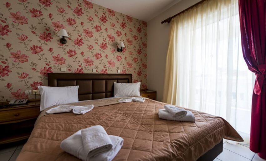 Hotel Philoxenia Inn smestaj na tasosu grcka soba