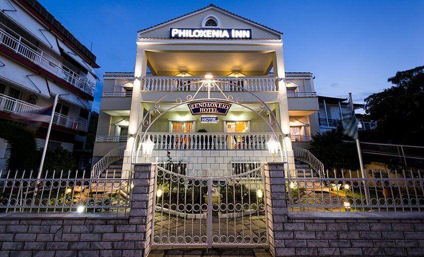 Hotel Philoxenia Inn smestaj na tasosu grcka