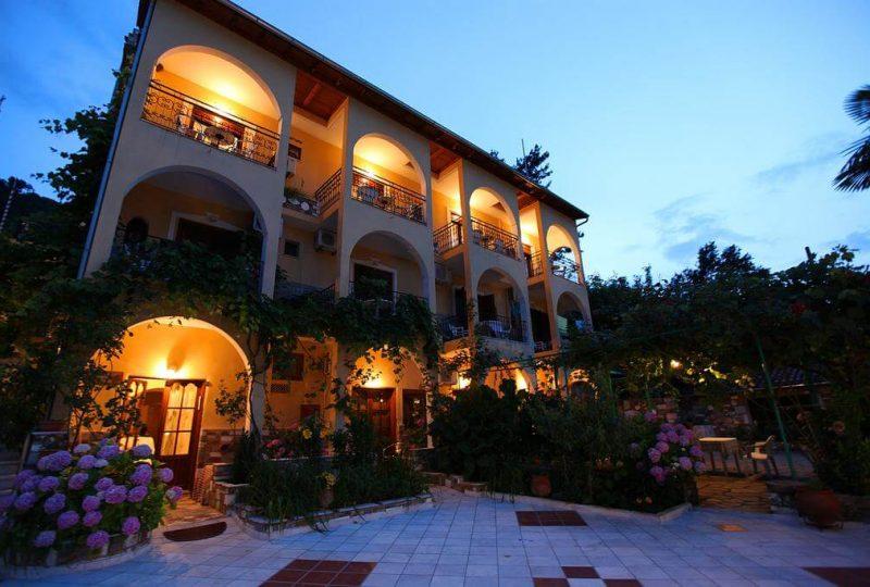 Hotel Pontios tasos smestaj 1