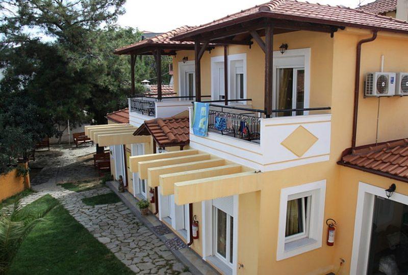 Letovanje grcka tasos apartmani 1
