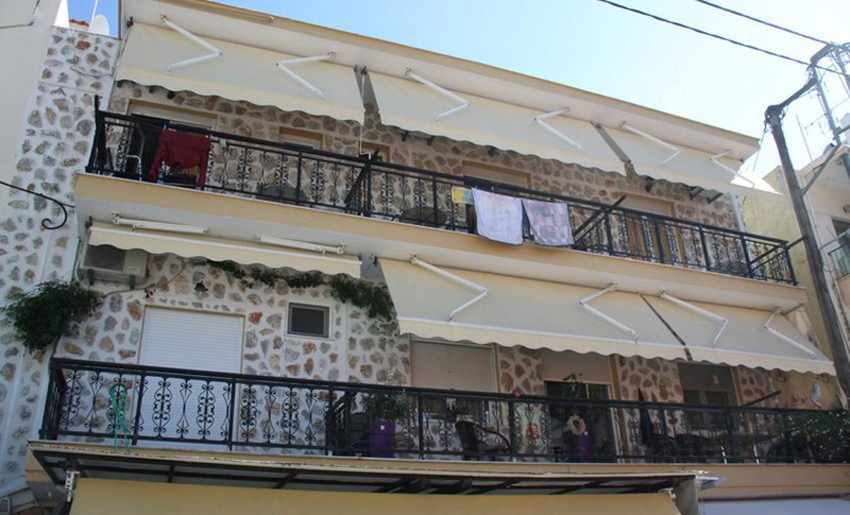 Smestaj na tasosu vila eleni grcka