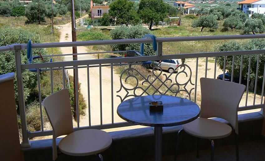 discovery smestaj na tasosu limenarija apartman grcka terasa