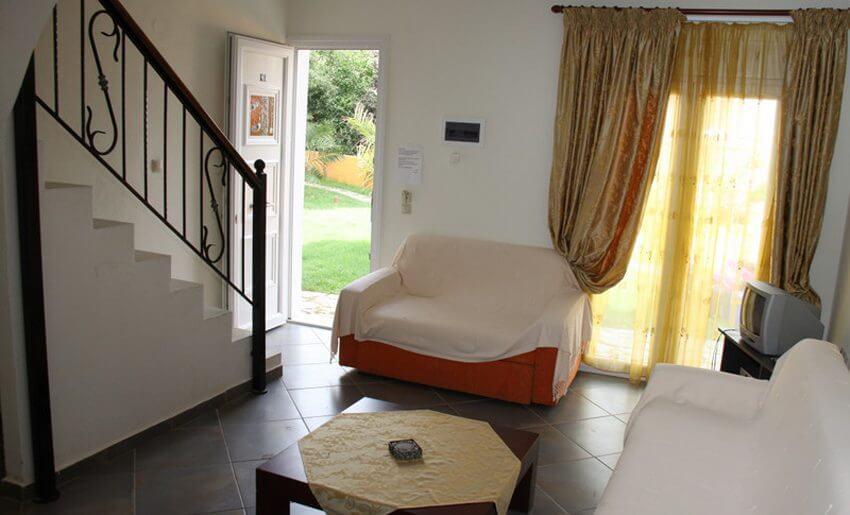 grcka letovanje apartmani na tasosu sobe