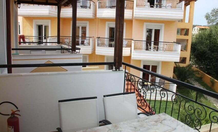 grcka letovanje apartmani tasos cene