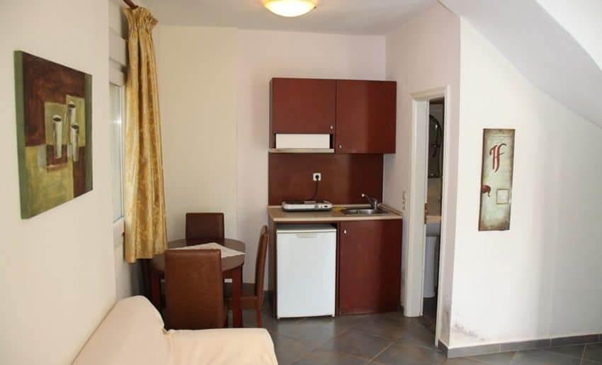 grcka letovanje apartmani tasos sobe