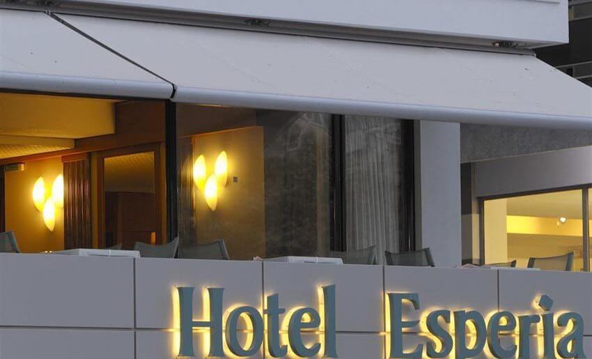 hotel esperia kavala smestaj grcka apartmani