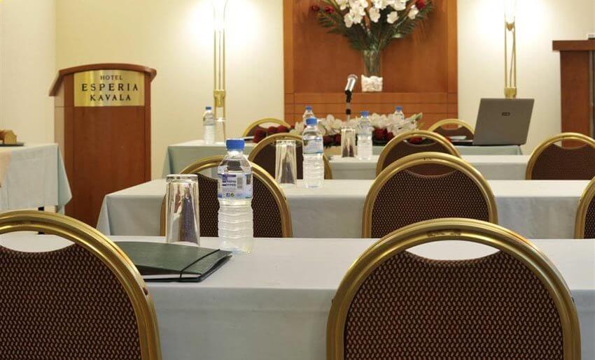 hotel esperia kavala smestaj grcka restorani