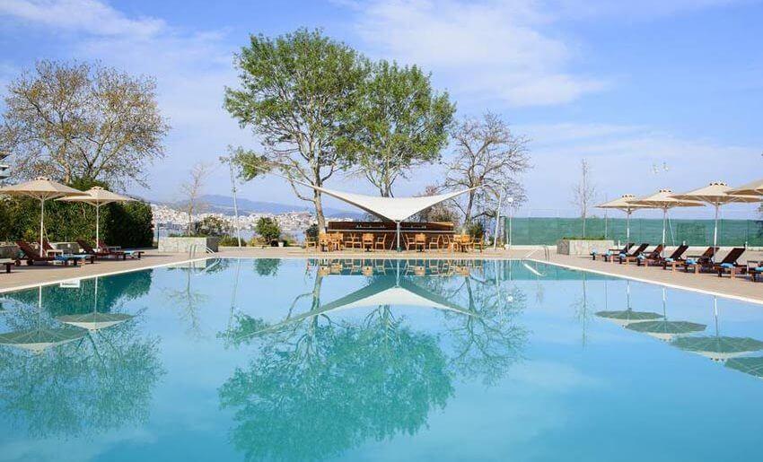 hotel lucy kavala grcka hoteli bazen