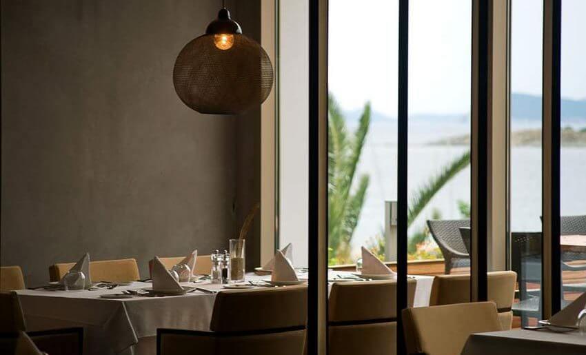 hotel lucy kavala grcka hoteli glavni restoran