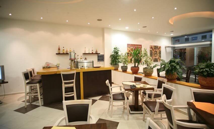 hotel possidon tasos smestaj na tasosu grcka bar