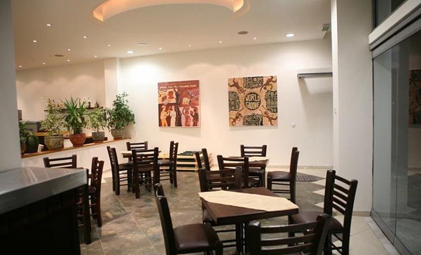 hotel possidon tasos smestaj na tasosu grcka restoran