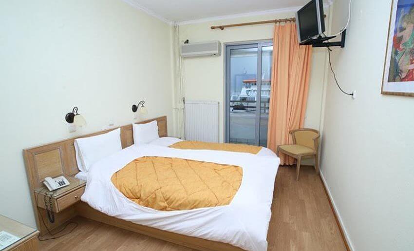 hotel possidon tasos smestaj na tasosu grcka soba