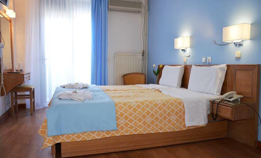 hotel possidon tasos smestaj na tasosu grcka sobe