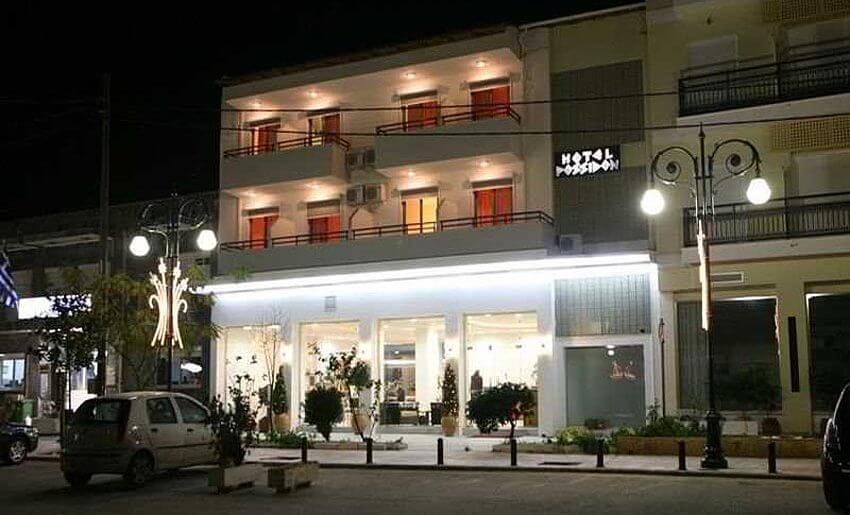 hotel possidon tasos smestaj na tasosu grcka