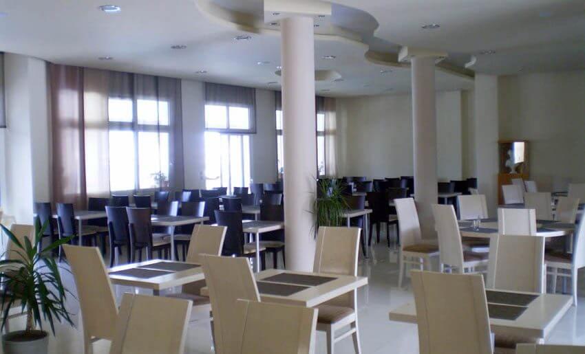 hotel rachoni smestaj na tasosu grcka restoran