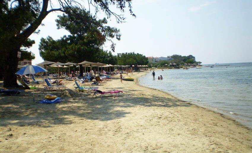 hotel rachoni tasos smestaj na tasosu grcka plaza