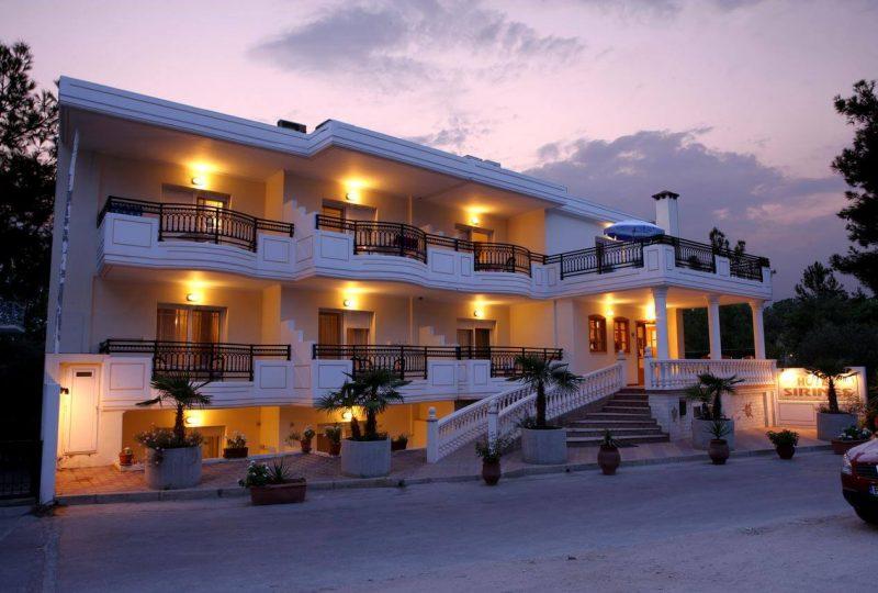 hotel sirines smestaj na tasosu 1
