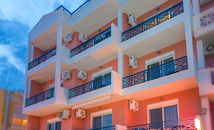 hotel thalassies limenarija grcka hotel