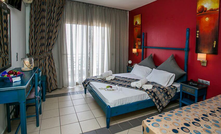 hotel thalassies limenarija grcka hoteli sobe