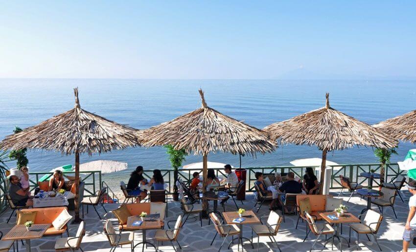 hotel thalassies limenarija grcka hoteli terasa