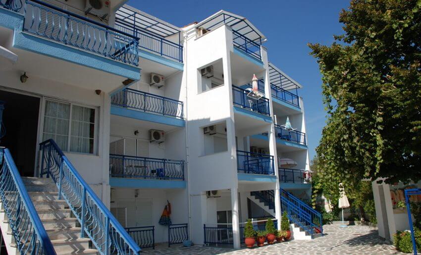 smestaj na tasosu apartmani maria apartmani grcka letovanje