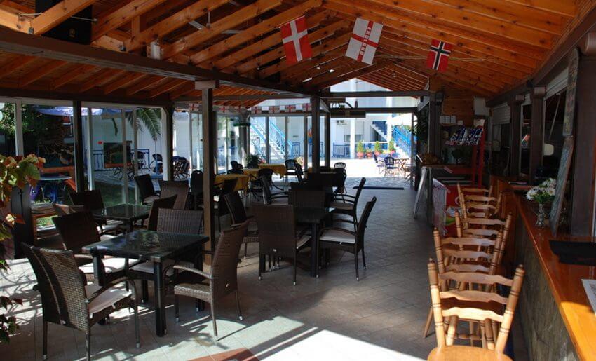smestaj na tasosu apartmani maria restoran letovanje grcka