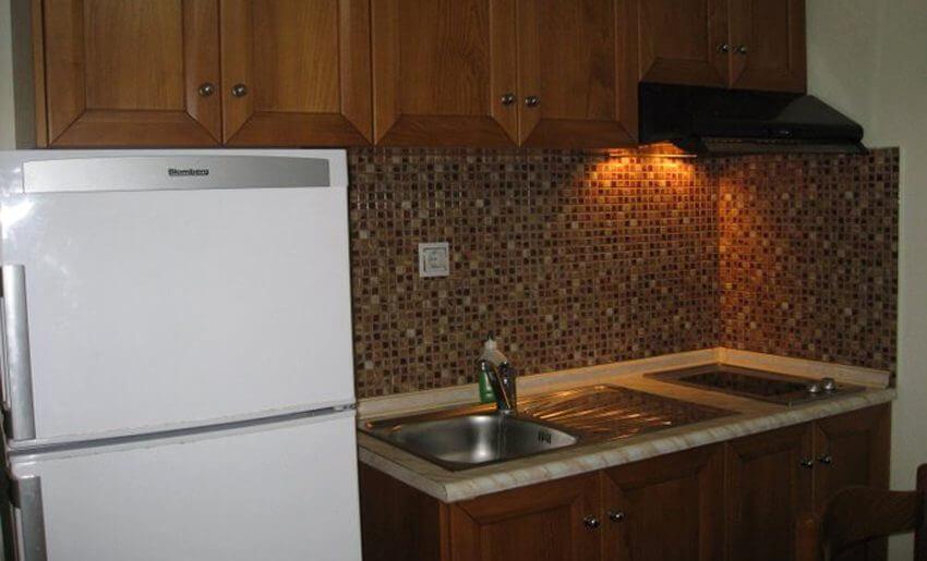 smestaj tasos vila balkan house apartman kuhinja