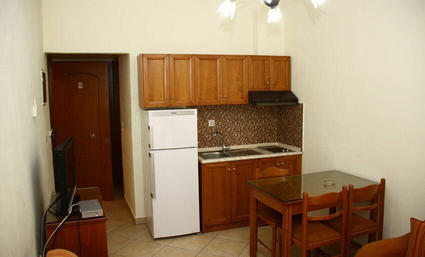 tasos vila balkan house apartman kuhinja