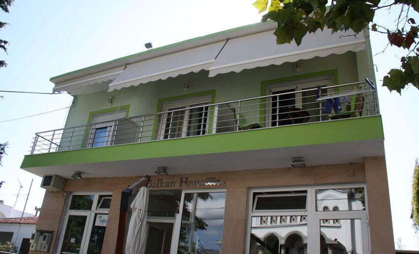 tasos vila balkan house