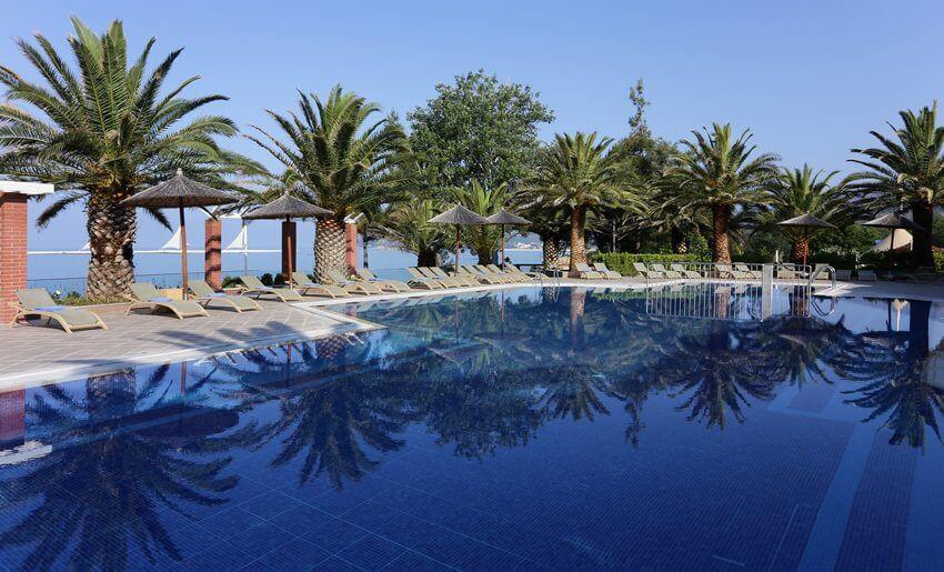 ALEXANDRA BEACH SPA HOTEL tasos grcka bazeni