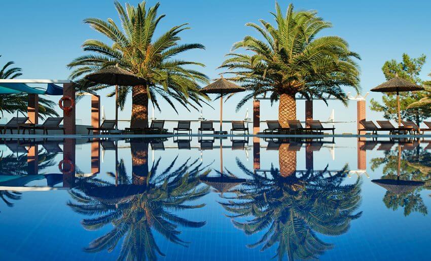 ALEXANDRA BEACH SPA HOTEL tasos grcka smestaj grcka bazen