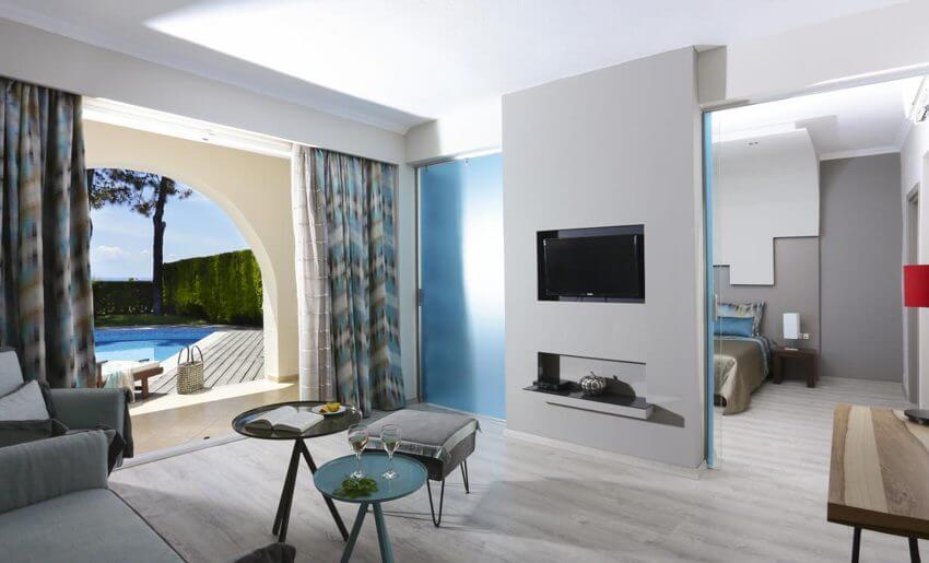 ALEXANDRA BEACH SPA HOTEL tasos grcka suite