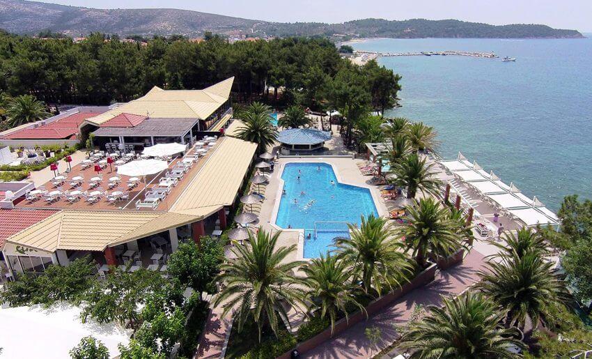 ALEXANDRA BEACH SPA HOTEL tasos grcka
