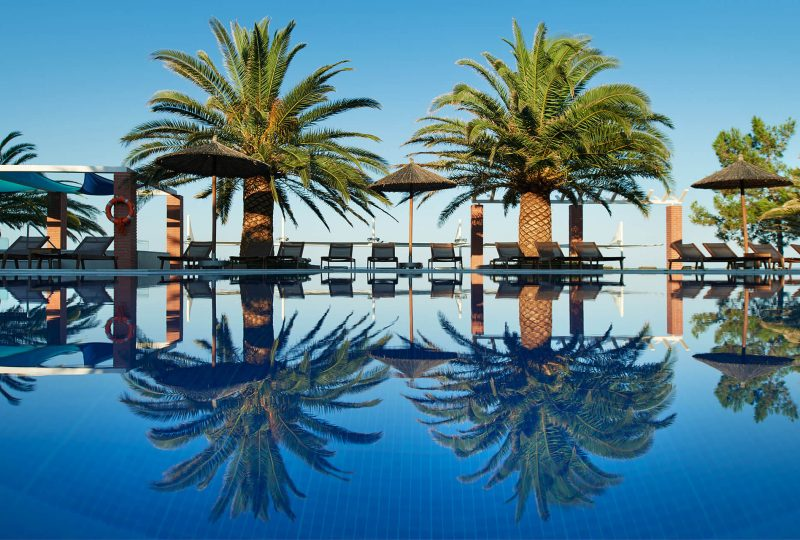 ALEXANDRA BEACH SPA HOTEL tasos smestaj grcka bazen 1
