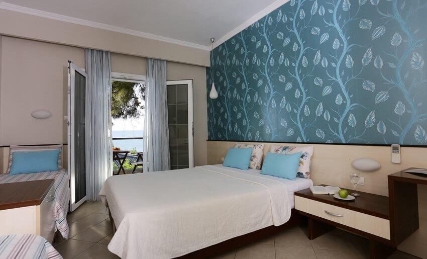 ALEXANDRA BEACH SPA HOTEL tasos smestaj grcka soba