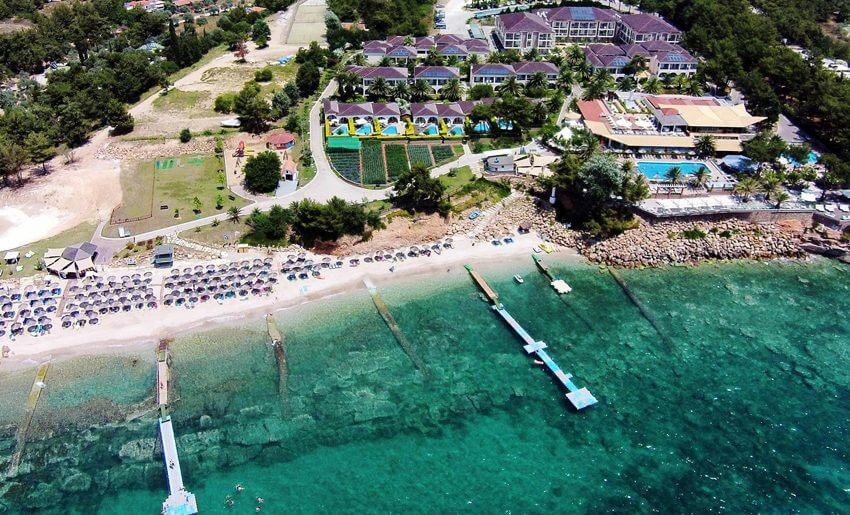 ALEXANDRA BEACH SPA HOTEL tasos smestaj grcka