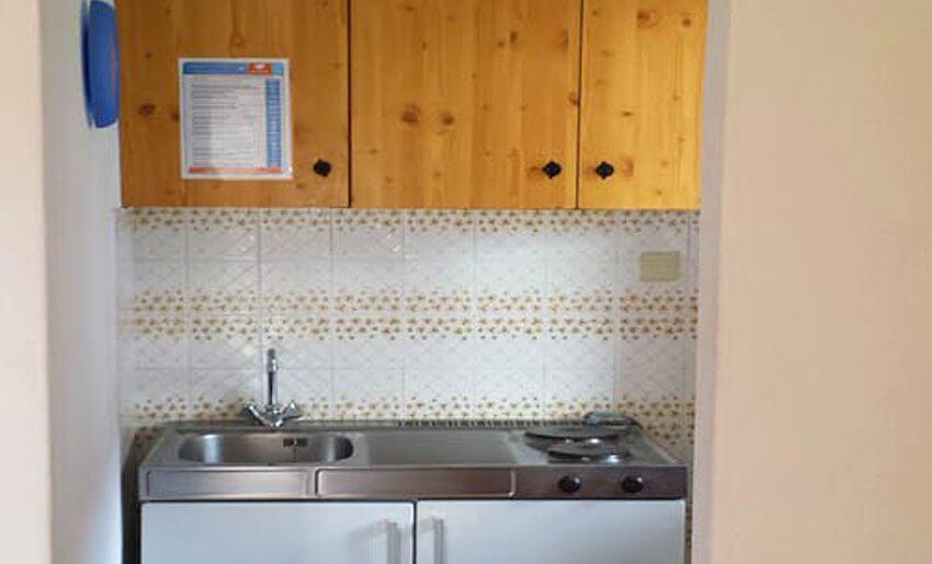 Aleksandra Vila Tasos Grcka apartmani kuhinja