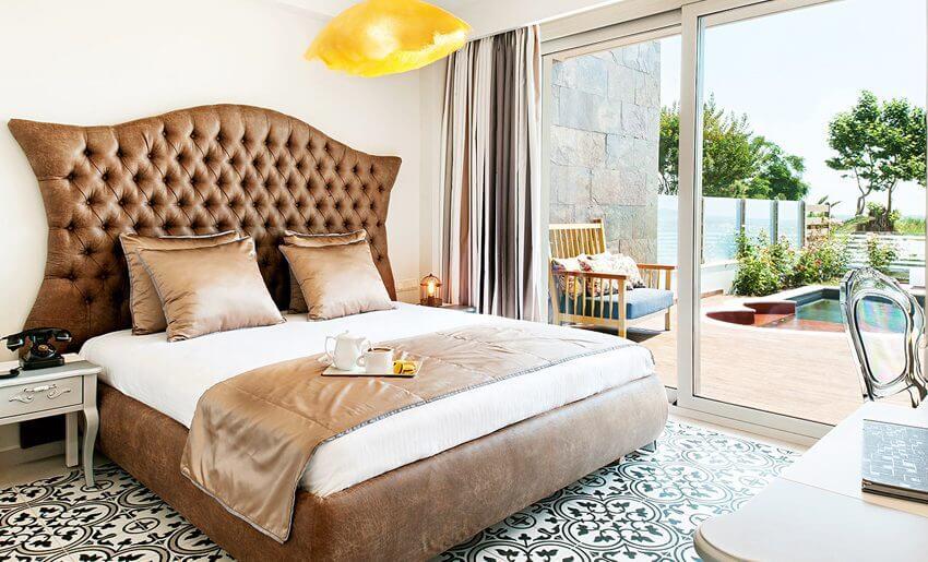 Alexandra Golden Boutique Hotel junior suite sa privatnim bazenom