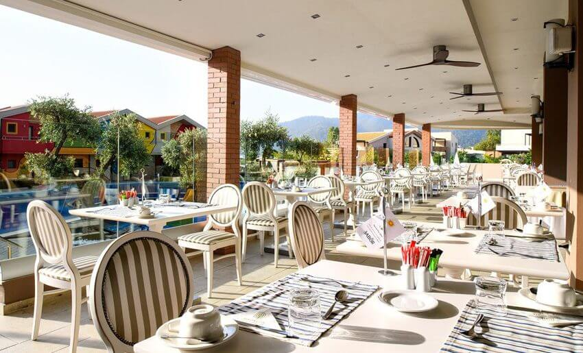 Alexandra Golden Boutique Hotel restoran