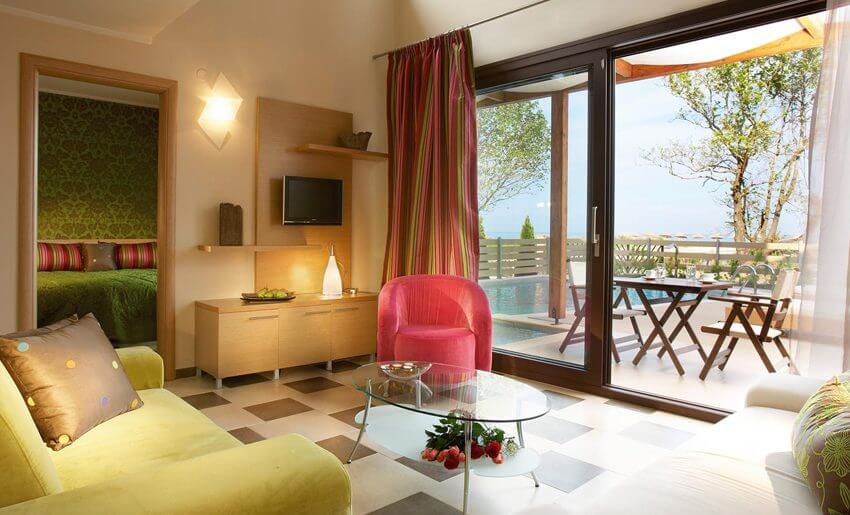 Alexandra Golden Boutique Hotel suite letovanje grcka